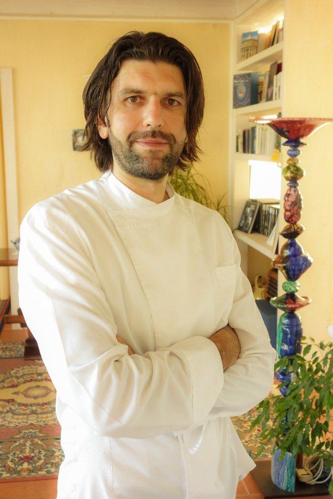 Chef Mauro Ricciardelli